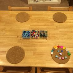 creating faces with loose parts, reggio inspired, loose parts, invitation to play