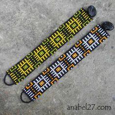 Позитивные браслеты Loom Bracelet Patterns, Diy Friendship Bracelets Patterns, Bead Loom Bracelets, Bead Loom Patterns, Jewelry Patterns, Bead Embroidery Patterns, Beading Patterns Free, Beading Ideas, Loom Beading