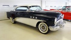 1953 Buick Riviera 2-Door Hardtop...Brought to you by #Carinsuranceagents at #HouseofInsurance in #EugeneOregon