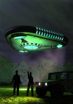 Rendlesham Forest UFO incident
