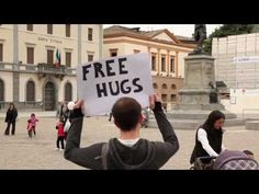 Free Hugs...MUST SEE!! (Get your hanky ready if you're a softy!)