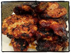 Let's Talk BBQ Chicken, Can we?