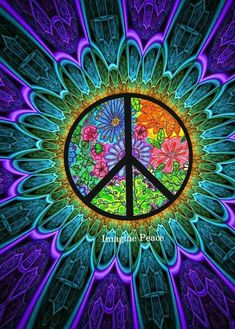 Solve Imagine Peace jigsaw puzzle online with 70 pieces Hippie Peace, Happy Hippie, Hippie Love, Hippie Style, Hippie Chick, Hippie Things, Boho Style, Peace On Earth, World Peace