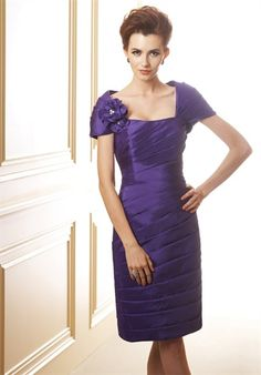 Pretty Mother of the Bride Dress - Color is perfect!