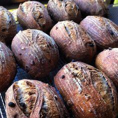 Varanda pães artesanais
