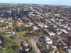 Mamborê, Paraná, Brasil - pop 14.017 (2014)