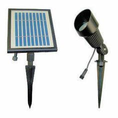 16 best solar spot lights images on pinterest exterior lighting solar goes green commercial grade solar spot light aloadofball Gallery