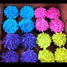 #Cupcakes #SoSweet de #Vainilla y #Chocolate personalizados de #PasteleriaSoSweet en #Bogota #cedritos Cra 11 No. 138 - 18 Cel: 317 657 5271 (1) 625 1684