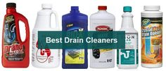 If you are looking for the best drain unclogger, then read the reviews of every cleaner at I Remove Pest. We have details of top 10 drain cleaners. Choose according to your requirement and you can order online from there as well. Browse website now.