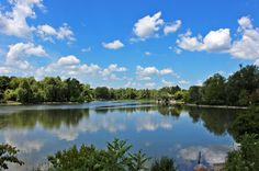 Toogood Pond, Unionville, Markham, Ontario