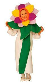 Disfraces escolares: de flor | idisfraz