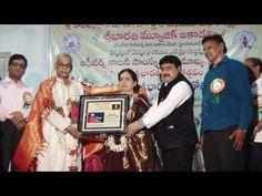 20  Felicitation to Shri V Seetha Ramaiah