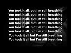 "Sia - I'm Alive | Lyrics | (I'm still breathing . . . "")"