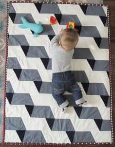 17 Kids Quilts to Keep Your Little Ones Snug as a Bug | Brit + Co