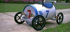 Super Cool Pedal Powered PVC Car « PVC Innovation