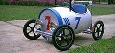 Super Cool Pedal Powered PVC Car « PVC Innovation