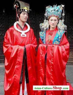 Chinese Wedding dress - Google Search