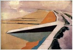 Paul Nash, The Shore (at Dymchurch) 1923