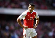 Arsenal star Granit Xhaka fears Alexis Sanchez is a good fit for Bayern Munich - but hopes teammate performs u-turn Arsenal Transfer News, Granit Xhaka, Arsenal News, Very Short Hair, Play Soccer, Sports Memes, Swansea, New Haircuts, Bayern