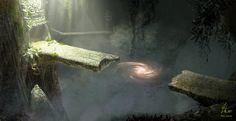 the aztec bridge by clarabox