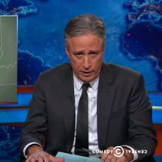 Watch Jon Stewart Tear Apart Fox News' Coverage of Ferguson