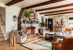 Style: Cabin Refinement | One Kings Lane