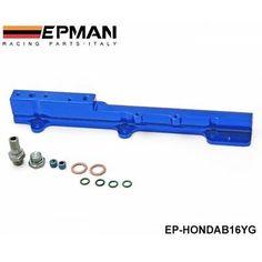 EPMAN High Flow Fuel Rail For Honda B-series DOHC  + fuel pressure regulator