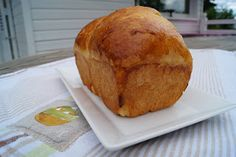 Recettes gourmandes by Kélou: Brioche version Thermomix