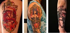 Yokohama tattoo parlor churning out amazing anime art