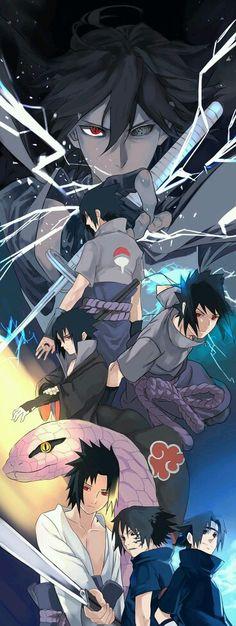 naruto  uchiha sasuke madara itachi sakura sarada