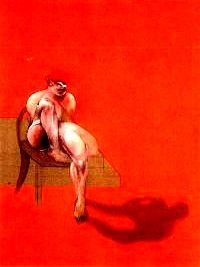 BACON Francis - Irish (Dublin 1909-1992 Madrid) - EXPRESSIONISM -  distorted and de-humanised