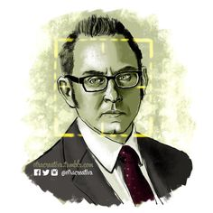 Person of Interest Harold Finch