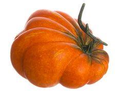 "Fall is at corner   VQP752-OR   7.25""Hx10""D Weighted Pumpkin Orange"