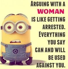 El Paso Funny Minions (Current local time in Los Angeles, Wednesday, 01 Jun 2016 AM) - 30 pics - Minion Quotes Funny Minion Memes, Minions Quotes, Funny Texts, Funny Jokes, Hilarious, Minion Humor, Minion Sayings, It's Funny, Funny Stuff