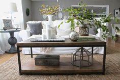 4 Imprescindibles para el estilismo de tu mesa de centro