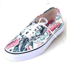 Vans Authentic Tropical Sneaker Damen 9.0 US - 42.0 EU - http://on-line-kaufen.de/vans/42-eu-vans-authentic-unisex-erwachsene-sneakers-95