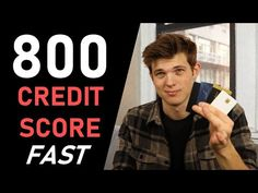 How I Got My Credit Score From 0 To 800 (Fix Bad Credit) - YouTube Fix Bad Credit, Credit Score, Low Interest Loans, No Credit Loans, I Will Show You, Business Checks, Back On Track, Car Loans, Survival Guide