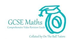 GCSE Maths- Your ultimate In-depth video guide - Comprehensive videos on ALL your GCSE Maths topics. Latest exam question included. Follow us on twitter @GCSE_Tutor - Free