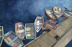 Hunky Dories by Gene Rizzo Giclee Prints ~ 11x15 12x16 15x22 16x24 22x30 24x32 32x44 36x48 x x