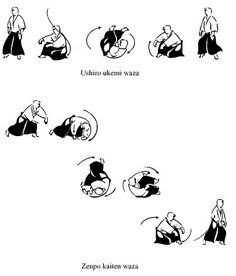 aikido drills | Tekubi shindo waza