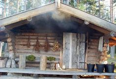 savusauna - Поиск в Google Saunas, Painted Doors, Helsinki, Finland, Project Ideas, Tub, Grid, Homes, Rustic