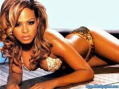 Christina milian breast size