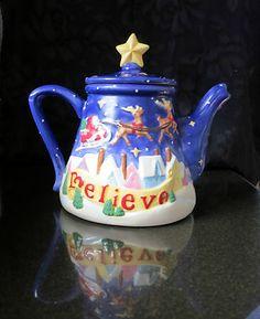 Jim Shore Heartwood Creek Christmas Tea Pot Candle Inside Vanilla Fragrance | eBay