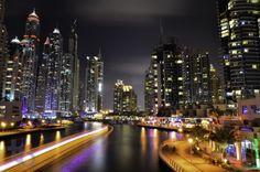 marine at night by Talal Berkdar on 500px