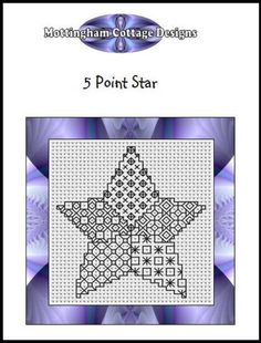 Blackwork Patterns, Blackwork Embroidery, Embroidery Patterns, Star Patterns, Cross Stitch Patterns, Star Stitch, Stitch 2, Cross Stitch Sea, Christmas Cross
