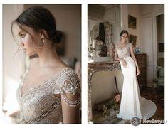 Коллекция свадебных платьев Alon Livne 2016