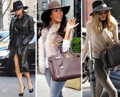 Floppy Brimmed Hats