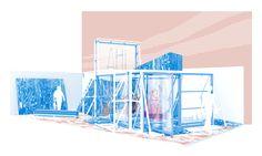 El proyecto del Pabellón Panoramah para Veteco es el proyecto de un proceso. La historia de lo que ocurre antes de la arquite...