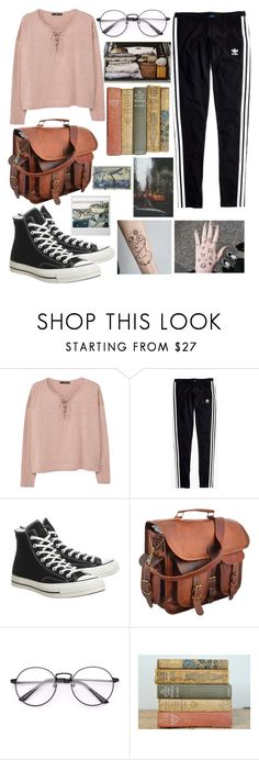 """Untitled #204"" by andie108 on Polyvore featuring MANGO, Madewell, Converse and Soicher Marin"