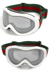 GUCCI for the slopes!!!! only I would have these as Mike would say hehe Best ski goggles I have ever had and they look good :)